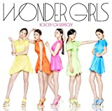 Nobody (2012 English ver.)♪Wonder Girlsのジャケット