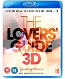 echange, troc The Lovers Guide 3D - Igniting Desire, Enjoy The Best Sex Of Your Life [Blu-ray] [Import anglais]