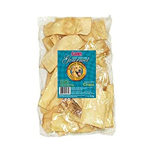 IMS Trading 10061-16 Chicken Rawhide Chips for Dogs, 1-Pound