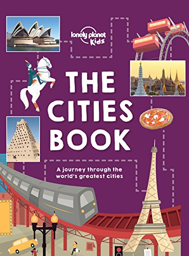 The Cities Book (Lonely Planet Kids) (Lonely Planet Central Australia compare prices)