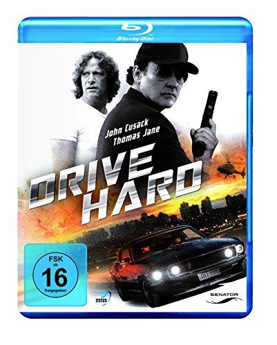 Drive Hard [Blu-ray]