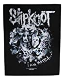 SLIPKNOT RÃCKENAUFNÃHER / BACKPATCH #3