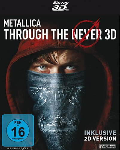 Metallica - Through The Never (2 Dvd)