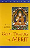 img - for Great Treasury of Merit: A Commentary to the Practice of Offering to the Spiritual Guide book / textbook / text book