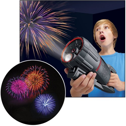 Uncle Milton Fireworks Special Effects Light Show with Sound
