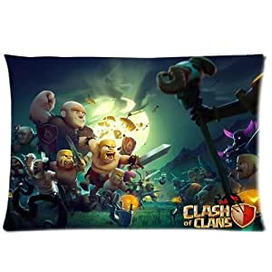 Amazon.com: Chetery Popular Games Clash Of Clans Printed Best Gifts