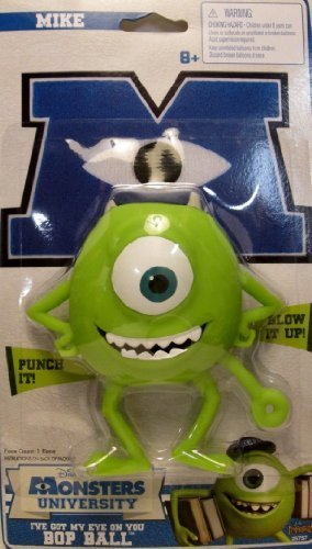 Monsters University Bop Ball: Mike - I've Got My Eye On You Bop Ball by Imperial Toy - 1