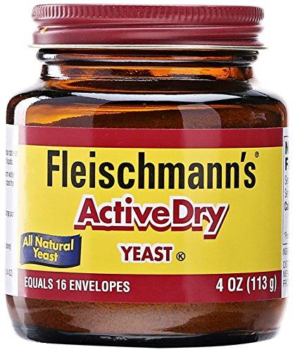 Fleischmann's Classic Original Yeast, Jar, 4 oz (Yeast For Baking compare prices)