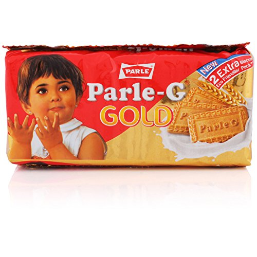 Parle-G Biscuit - Gold, 112.5g Pack