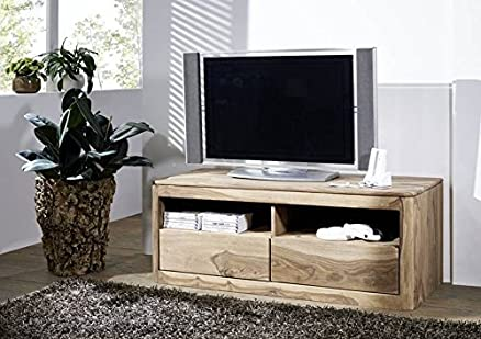 Sheesham Mobile tv legno massello palissandro Toronto #107