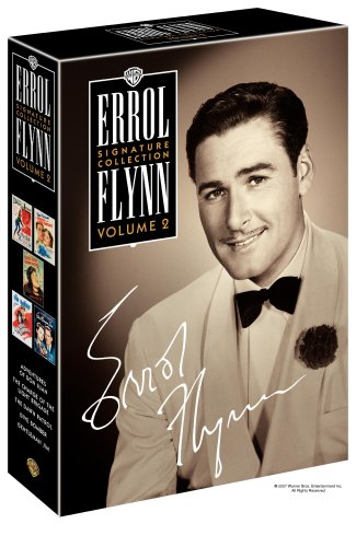 The Errol Flynn Signature Collection, Vol. 2 (The Charge of the Light Brigade / Gentleman Jim / The Adventures of Don Juan / The Dawn Patrol / Dive Bomber)