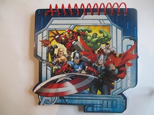 Marvel Avengers Assemble Memo Pad