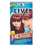 Schwarzkopf Live Color Xxl Hd 86 Pure Purple Permanent Purple Hair Dye