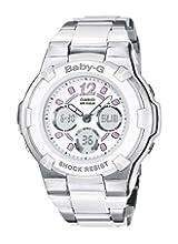 Casio Baby-G Damen-Armbanduhr Anaolg/ Digital Quarz BGA-112C-7BER