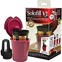 Solofill V2 3 in 1 Gold Cup