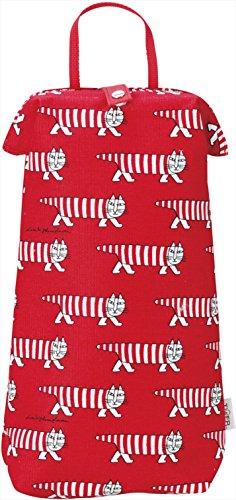 hemmings-tirer-plastic-bag-stocker-lisa-larson-mikey-march-red-17x39x9cm-396804
