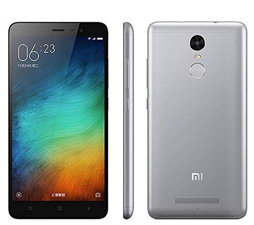 Xiaomi-Redmi-Note-3-pantalla-55-FHD-2GB-RAM-16GB-ROM-Dual-Sim-Bateria-4000mAh-MIUI-7-4G-LTE-Telefono-Android-Gris