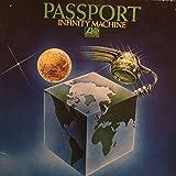 Passport - Infinity Machine - Atlantic - 50 254 B