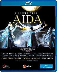 Verdi: Aida (Teatro alla Scala 2015) [Blu-ray]: Amazon.de: Chor und ...