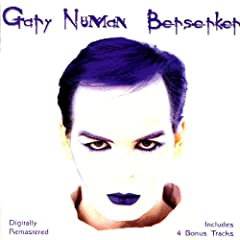 Gary Numan Child Wth the Ghost cover