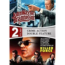 Killer Force / Brannigan - 2 DVD Set (Amazon.com Exclusive)