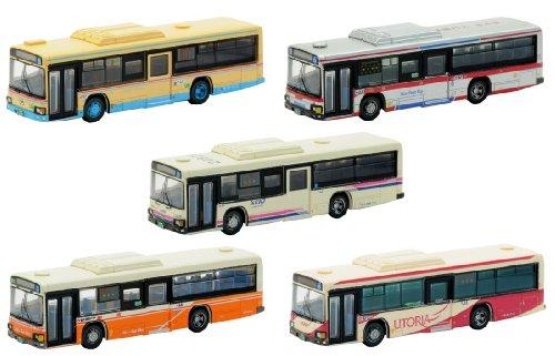 the-bus-collection-hino-blue-ribbon-ii-non-step-bus-5-car-set-a-model-train