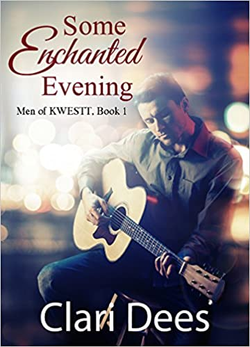 Some Enchanted Evening: Christian Contemporary Romance (Men of KWESTT Book 1)