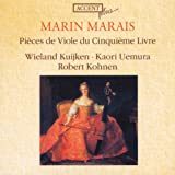 echange, troc Kuijken, Uemura, Kohnen - Marais: Pieces De Viole