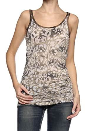guess damen shirt top army farbe camouflage gr e xs bekleidung. Black Bedroom Furniture Sets. Home Design Ideas