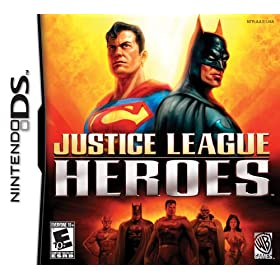 Justice League Heroes Nintendo DS USA H33T 1981CamaroZ28 preview 1