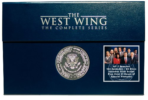 West Wing: Complete Series Collection [DVD] [2001]