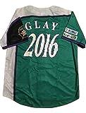 日本ハムファイターズ 2016 WLHS 新幹線 ユニフォーム GLAY グレイ