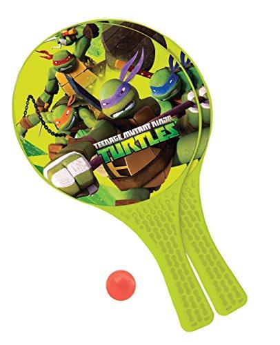 Tortugas Ninja - Set de palas y pelota (Mondo 15014)