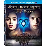 Mortal Instruments Blu-Ray Combo