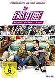 DVD Cover 'The First Time - Dein erstes Mal vergisst Du nie!