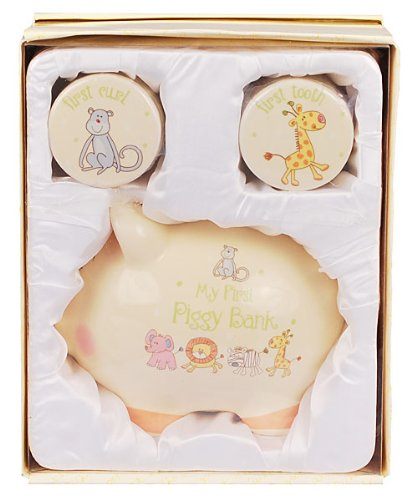 Baby Essentials 3 Piece Keepsake Set - 1