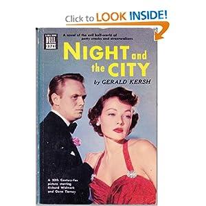 Night and the City: Gerald Kersh: Amazon.com: Books