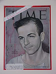Amazon Com Lee Harvey Oswald October 2 1964 Time