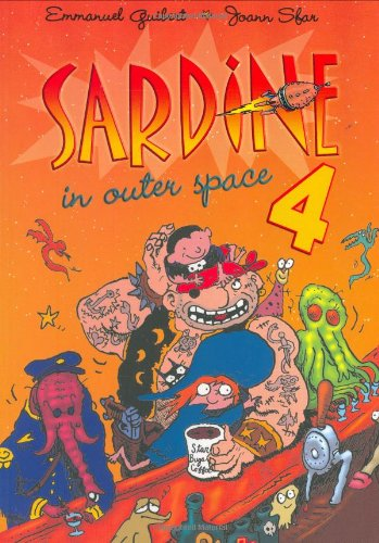 Sardine in Outer Space, Volume 4
