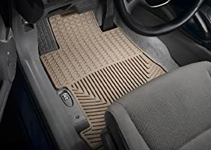 2008 2011 honda accord sedan tan weathertech floor mat full set automotive. Black Bedroom Furniture Sets. Home Design Ideas