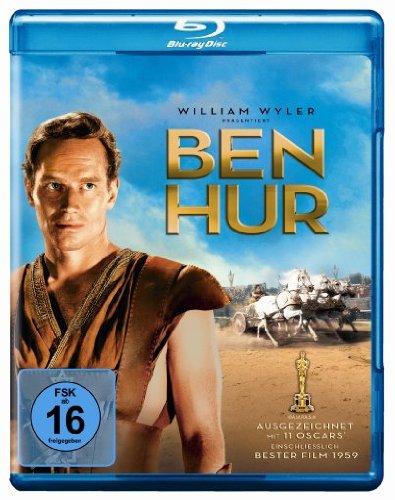 Ben Hur [Blu-ray]