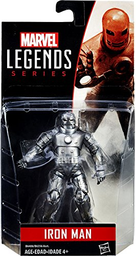 Iron Man Mark 1 Armor Marvel Legends 2016 Figure Infinite Universe New! (Iron Man Mark 1 compare prices)