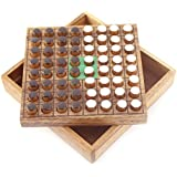 Wooden Othello L (Reversi) Brain Teaser Puzzles Games