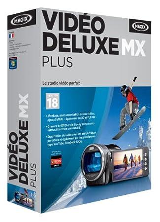 Magix Vidéo Deluxe MX Plus