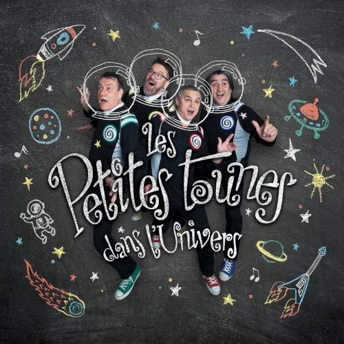 CD : Les Petites Tounes - Dans L'univers (Canada - Import)