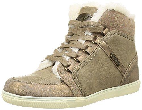 Kaporal - Pagan, Sneakers da donna, beige (beige foncé), 40