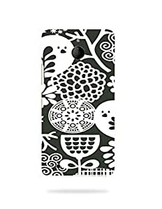 alDivo Premium Quality Printed Mobile Back Cover For Microsoft Lumia 850 / Microsoft Lumia 850 Printed Back Case Cover (XT-037H)