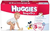 Baby & Maternity Online Shop Ranking 22. Huggies Snug & Dry Diapers, Size 5, Giant Pack, 120 Count