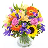 Clare Florist The Fantastic Summer Memories Bouquet