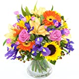 Clare Florist Summer Memories Fresh Flower Bouquet